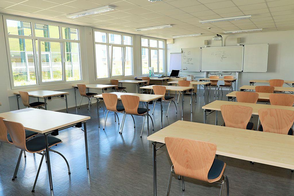 Haus 16 Unterrichtsraum