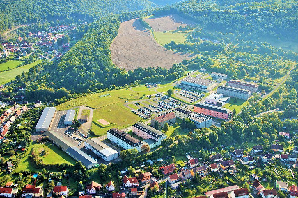 Bildungseinrichtungen Thüringer Polizei