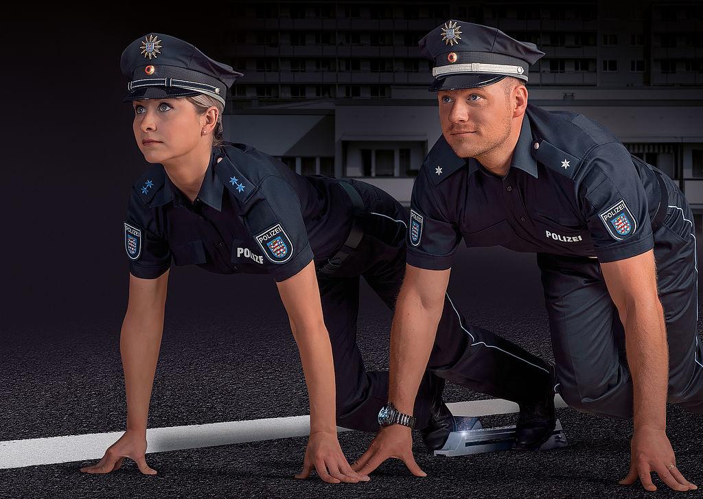 Karriere Thüringer Polizei