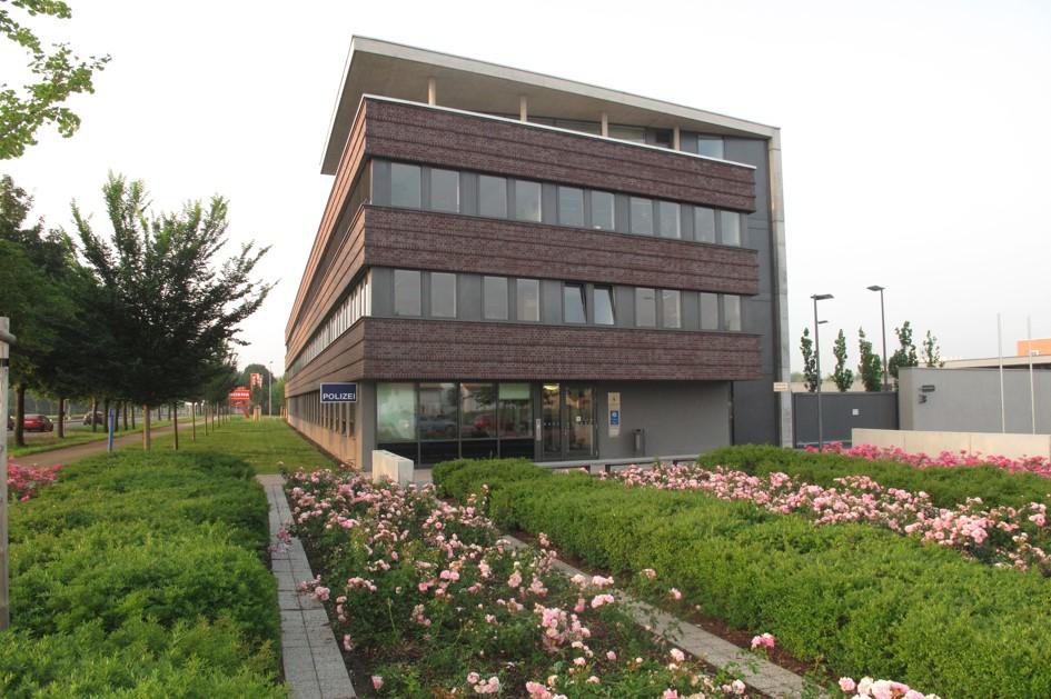 Dienstgebäude Erfurt Nord