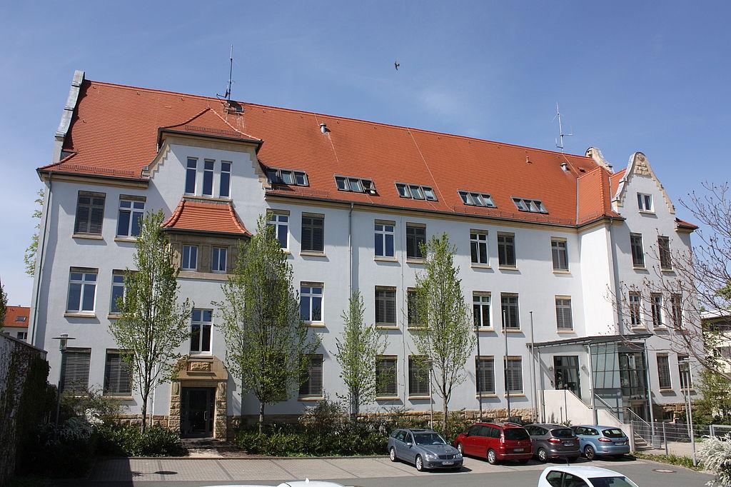 Gebäude des Inspektionsdienstes Süd