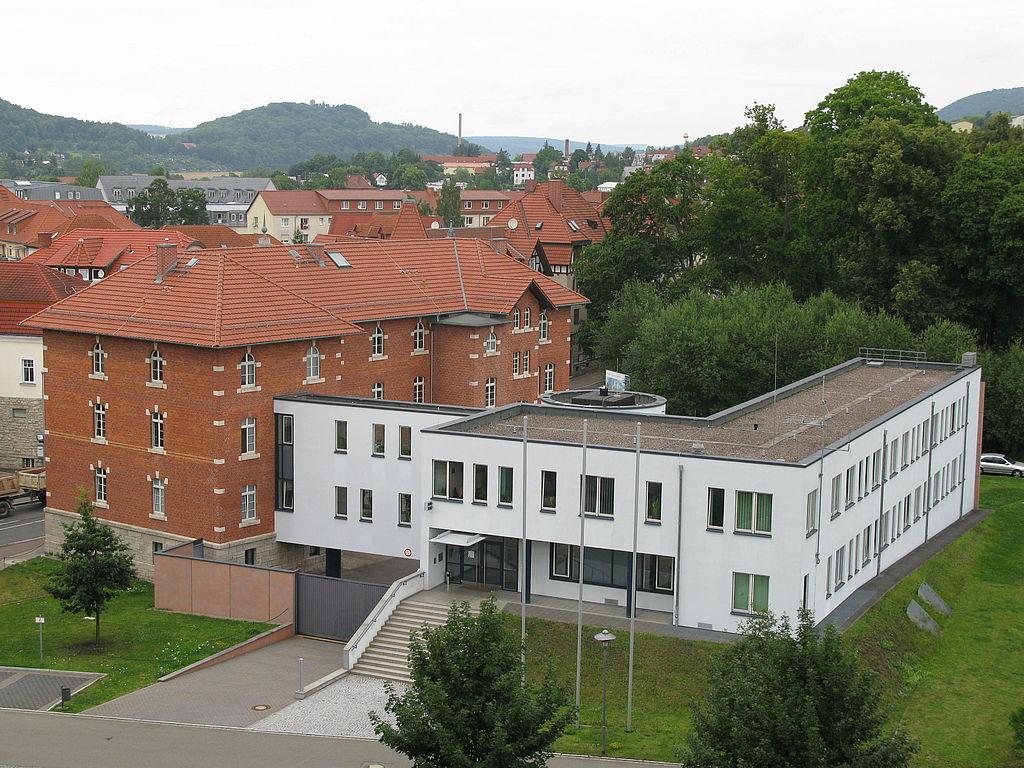 Dienstgebäude der PI Schmalkalden-Meiningen