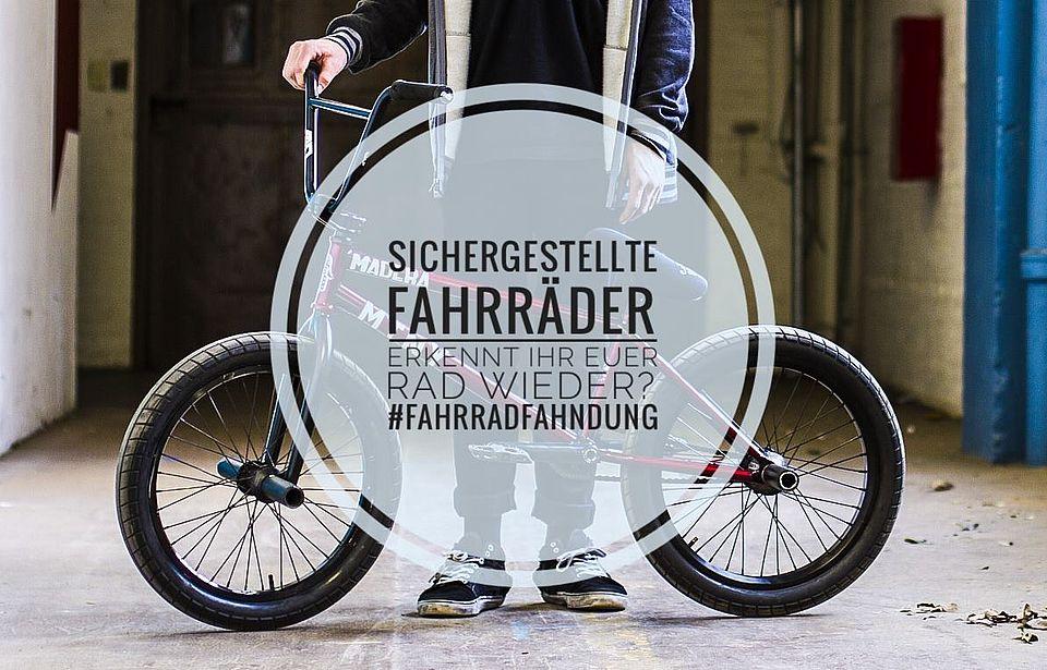 Logo vom Fahrradfahndungsalbum