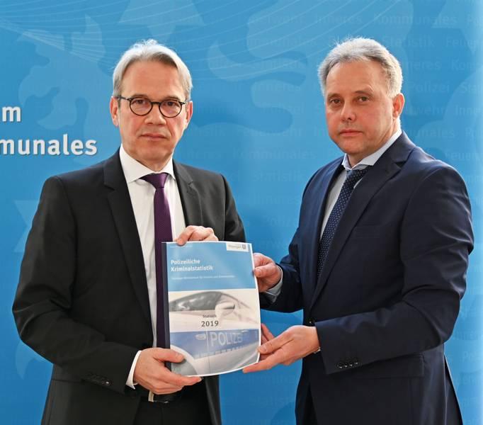 Foto von Innenminister Thüringen
